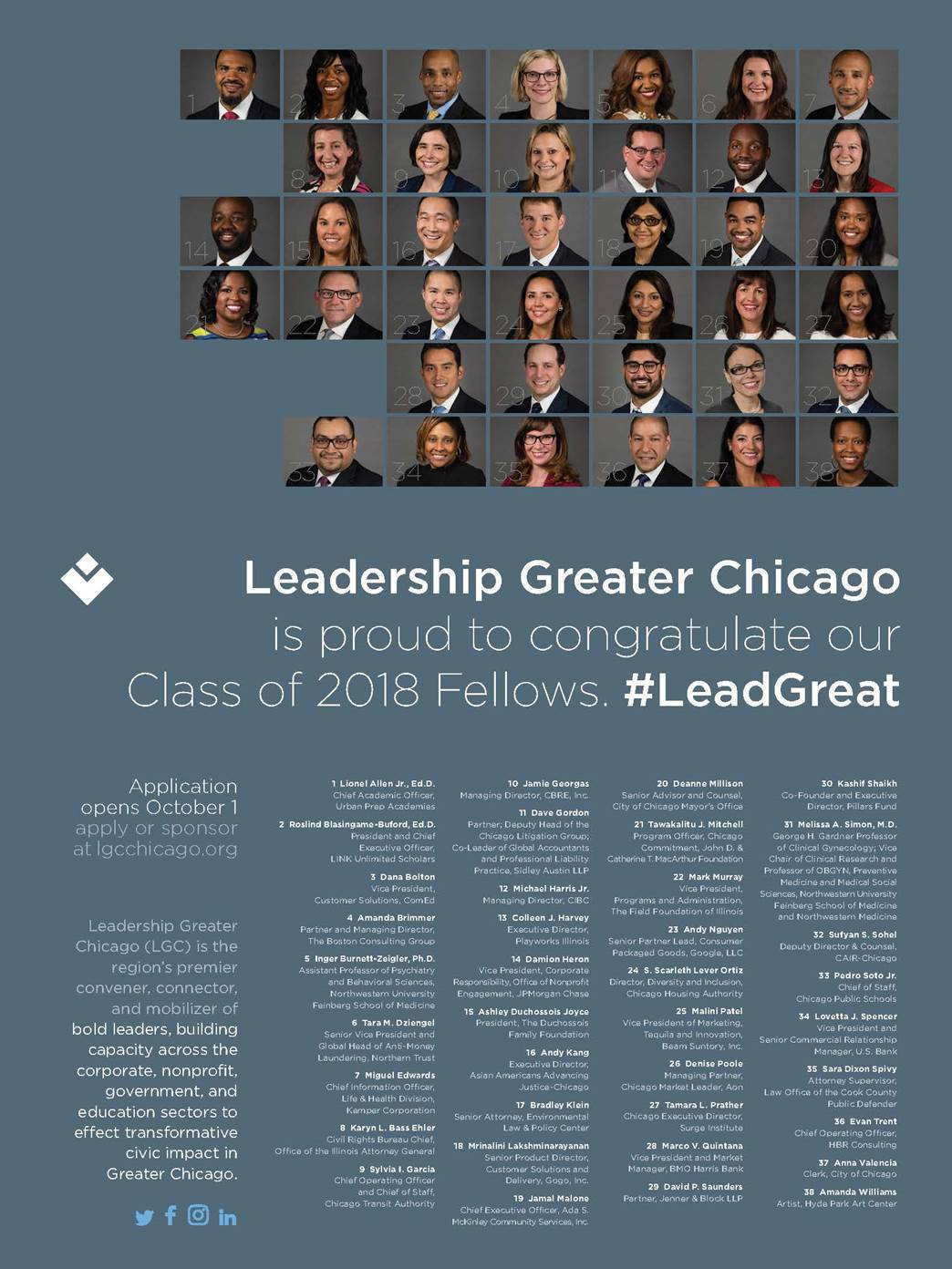Ada CEO Featured in Crain's Among Leadership Greater Chicago